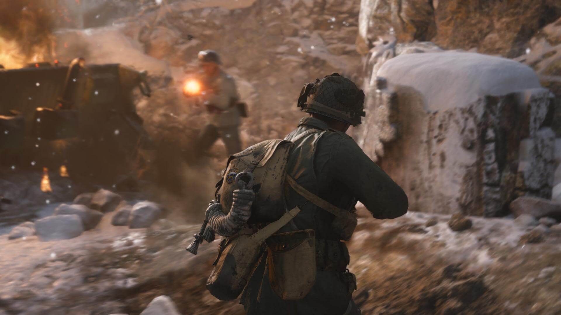 Everything You Need To Know About The 'Call Of Duty: World War 2' PC Beta