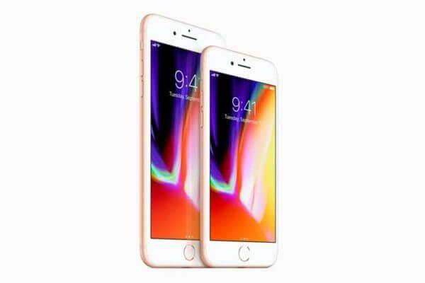 iPhone 8 & iPhone X