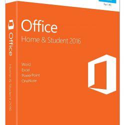 Microsoft Office H&S 2016