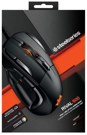 SteelSeries Mouse 5