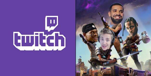 Fortnite: Drake and Ninja's Twitch battle gets huge crowd