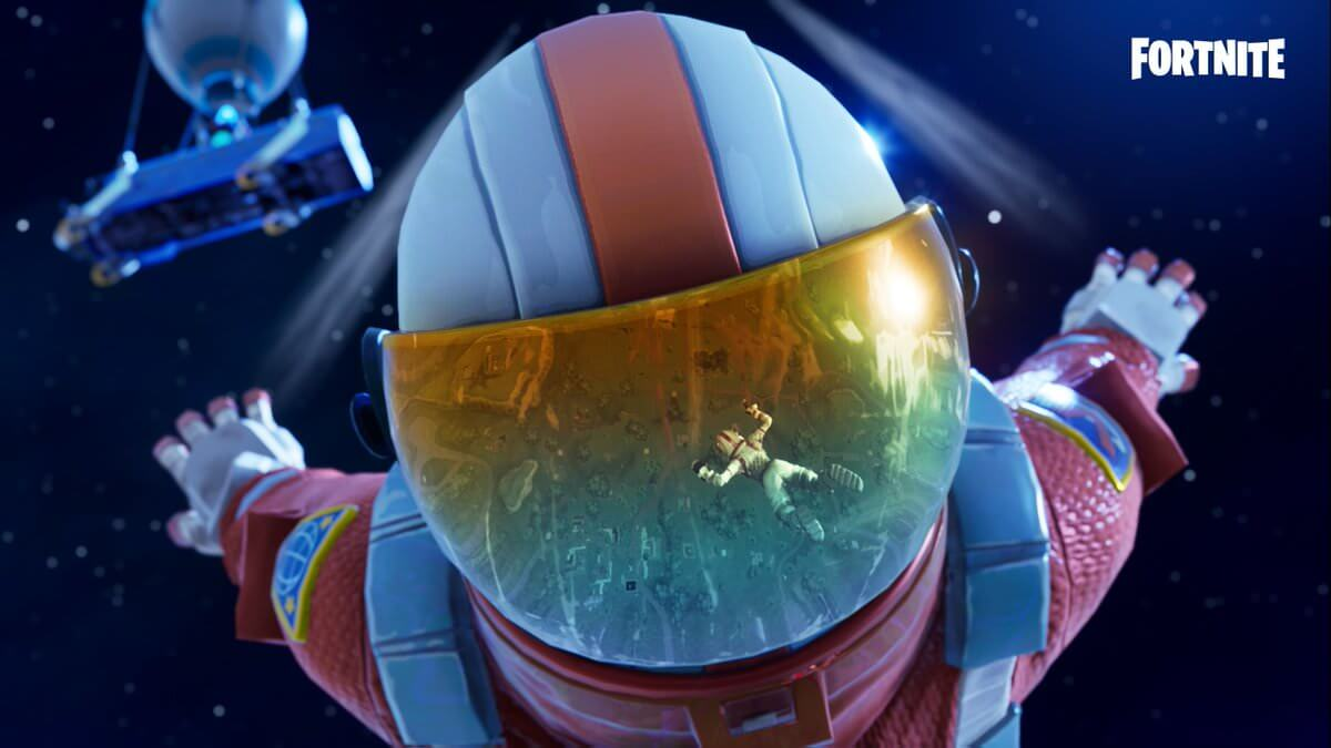 Fortnite devs adds cheeky warning for students