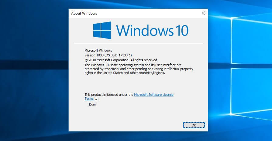 Windows 10 April 2018 Update (version 1803): All the new